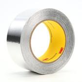 3M™ Aluminium Foil Tape 425, Silver, 2 Inch x 60 Yards