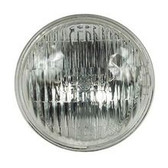 SEALED BEAM INCANDESCENT LAMP GE-4587, 28V, 250W (X 1)
