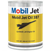 Mobil Jet™ Oil 387 Synthetic Jet Engine Oil, 1 qt