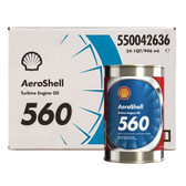 AeroShell Turbine Oil 560 / C24*946ml