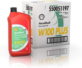 AeroShell Oil W100 Plus/12 x 946ml (2 x 6 Packs)