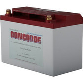 CONCORDE RG-35A AIRCRAFT BATTERY