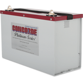 CONCORDE RG-350 AIRCRAFT BATTERY