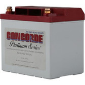 CONCORDE RG-25XC AIRCRAFT BATTERY