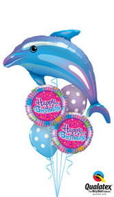 "MB6  Birthday ""Dolphin"""