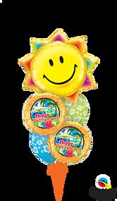 "MB6 Various Message ""Smiley Sun"""