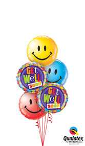 """LL1 Get Well """"Smiles"""""""