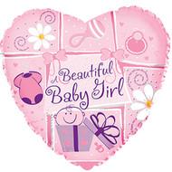 "9"" CTI Foil - IAG ""Beautiful Girl"""