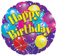 "9"" CTI Foil - HB ""Big Birthday"""