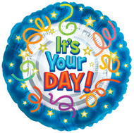 "9"" CTI Foil - HB ""Its Your Day"""