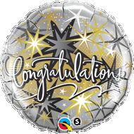 """Congrats """"Elegant"""" - 45cm Flat Foil"""