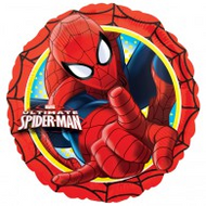 45cm Spiderman - Inflated Foil