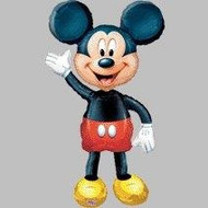 Mickey Mouse - Inflated Airwalker