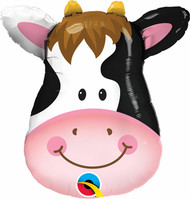 "Animal ""Contented Cow"" - Inflated Shape"