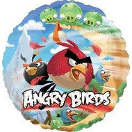 Angry Birds - Inflated Foil
