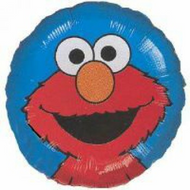 Elmo - Inflated Foil