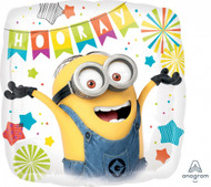 45cm Despicable Me Party - Inflated Foil