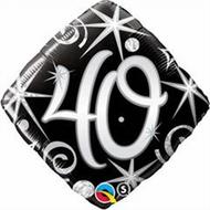 """#40 """"Elegant"""" - 45cm Flat Foil"""