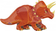 "Dinosaur ""Triceratops"" - Inflated Shape"