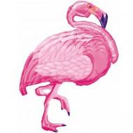 "Bird ""Flamingo"" - Flat Shape"