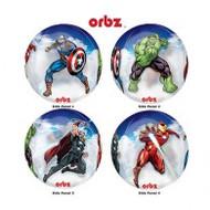 Avengers - Flat Orbz