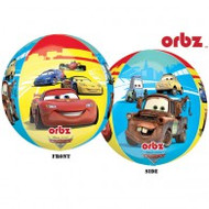 Disney Cars - Inflated Orbz