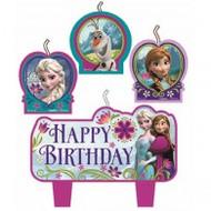 """Candles - Birthday """"Frozen"""""""