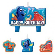 "Candles - Birthday ""Dory"""