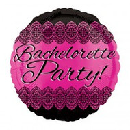 45cm Bachelorette Party - Inflated Foil