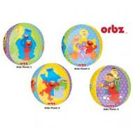 Sesame Street - Flat Orbz