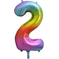 #2 Rainbow Splash - Inflated 86cm Shape