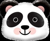 "Helium inflated 31"" Precious Panda Foil Shape"