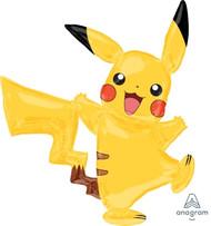 Pikachu - Flat Shape