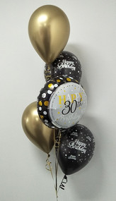 AB27 Age Related - Black & Gold 21 to 70