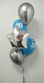 """AB27 Age Related """"Blue and Silver"""""""