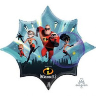 The Incredibles - Inflated Shape
