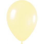 30cm Pearl Latex - Light Yellow
