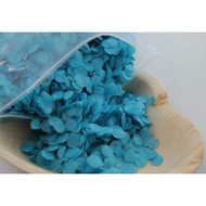 1cm Tissue Paper Confetti - Light Blue