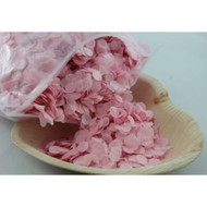 1cm Tissue Paper Confetti - Light Pink