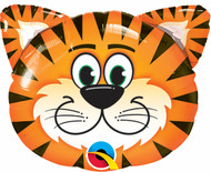 "Animal ""Tickled Tiger"" - 32"" Flat Shape"