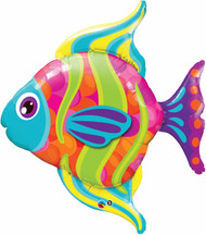 "Sea ""Fashionable Fish"" - Flat Shape"
