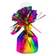 Rainbow Decorative 165g Weights - Box 6