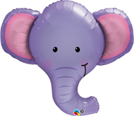 "Animal ""Ellie Elephant"" - 39"" Flat Shape"