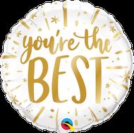 45cm Foil -  You're The Best