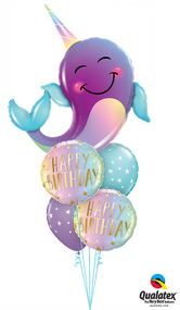 MB6  Birthday Narwhal
