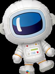 """37in Foil Shape """"Adorable Astronaut"""""""