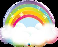 """32"""" Foil Shape """"Rainbow"""""""