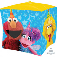 Sesame Street - Flat Cubez