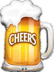 87cm Shape - Cheers Beer Mug