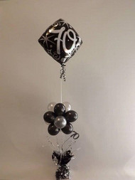 """A18B Age Related """"Black and Silver"""""""